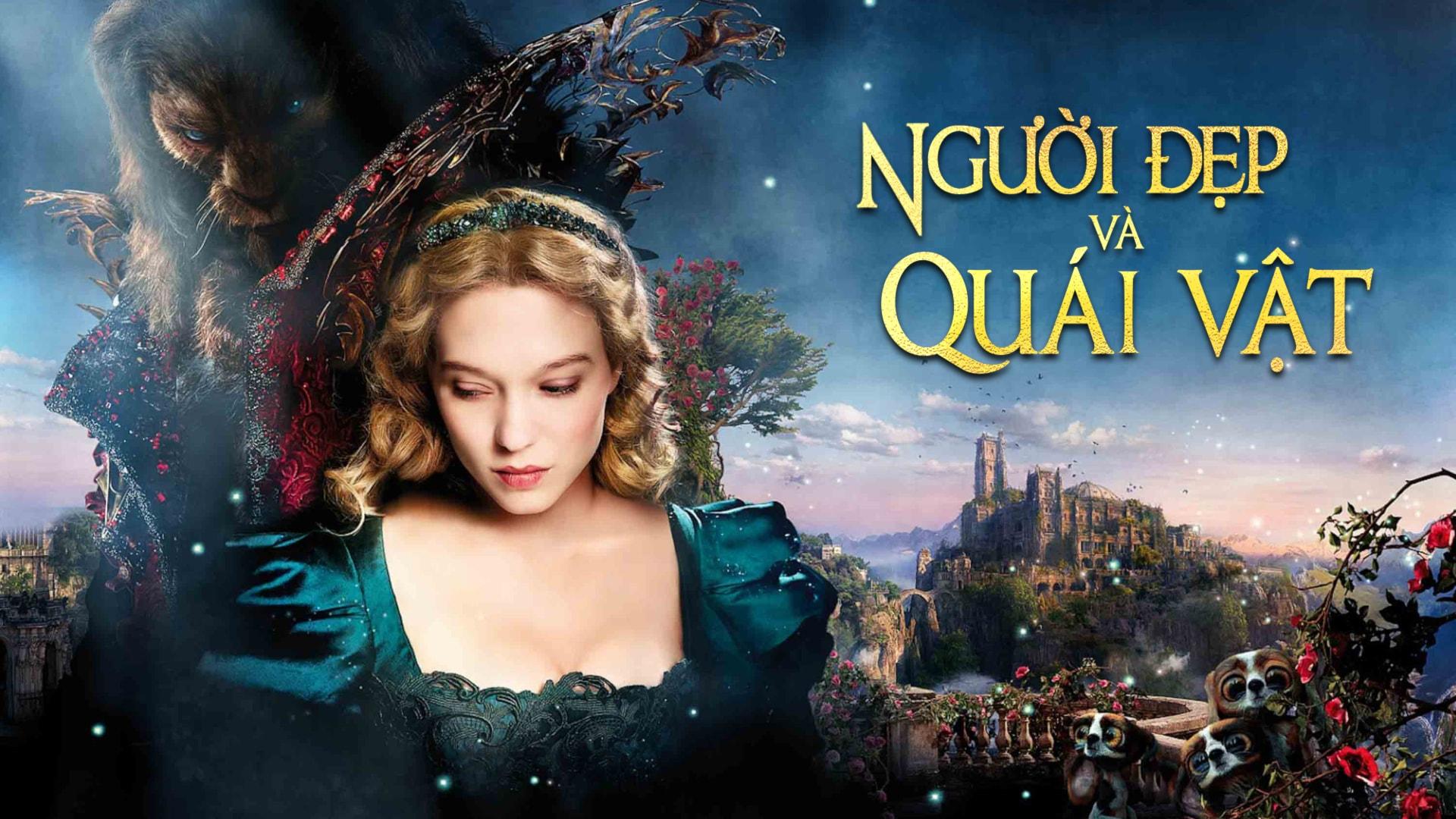 Người Đẹp Và Quái Vật | Beauty and The Beast (2014)